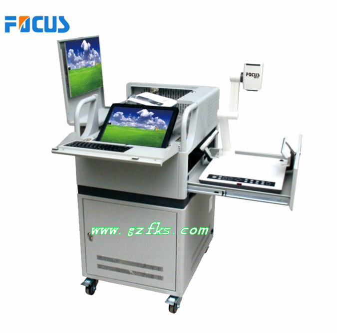 Focus Y650 mobile digital classroom pulpit