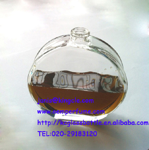 brand glass perfume bottles
