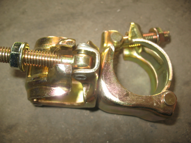 JIS Pressed Double Coupler