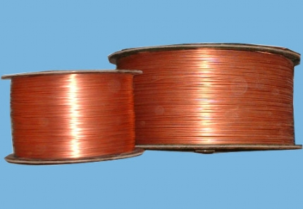 Frequency conversion submersible motor specific winding wire