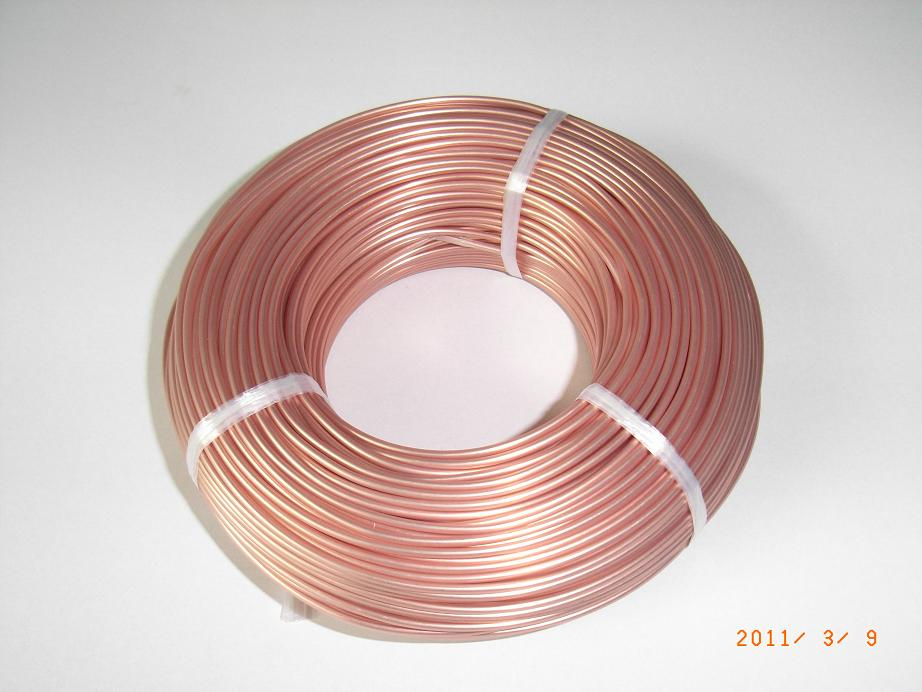 Ultra-thin insulation high-voltage submersible motor winding wire
