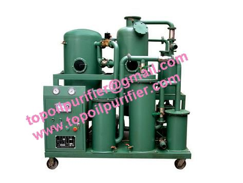 Vacuum transformer oil recycle oil filtering plants ZYB