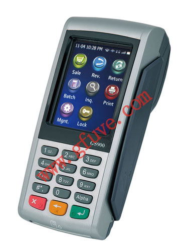 GS900 HandHeld Mobile Payment Terminal