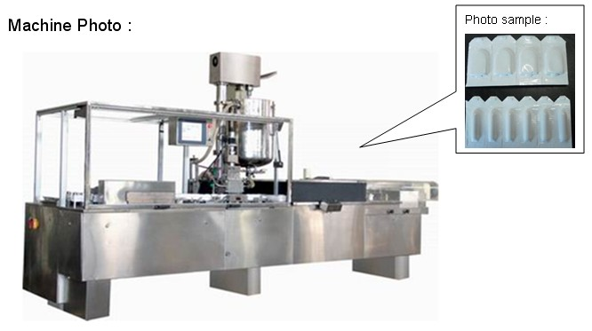 China pharmaceutical machine forSuppository Production Line (high speed)