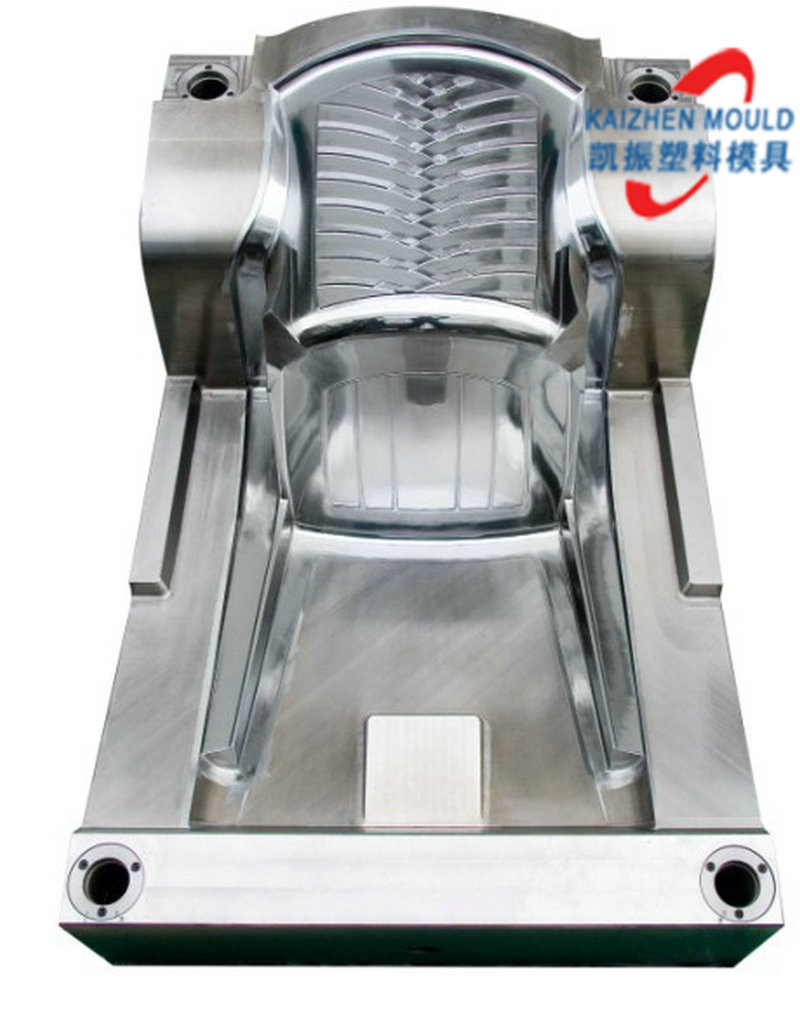 Professional  design plastic arm chair injection mould,chair mold