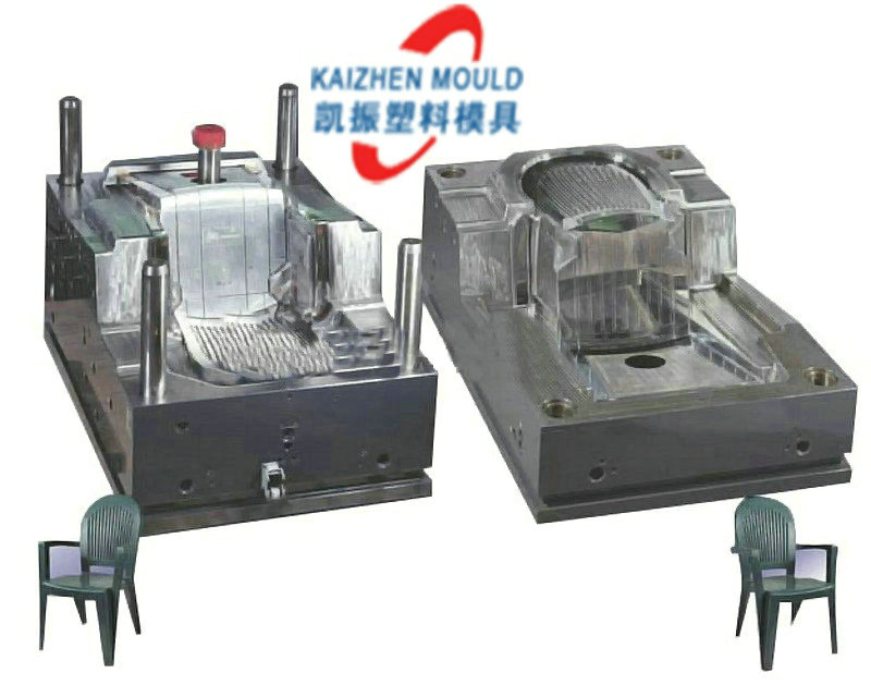 High precision plastic meeting chair injection mould,chiar moulding supplier