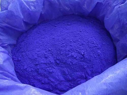 ultramarine blue pigments for masterbatches