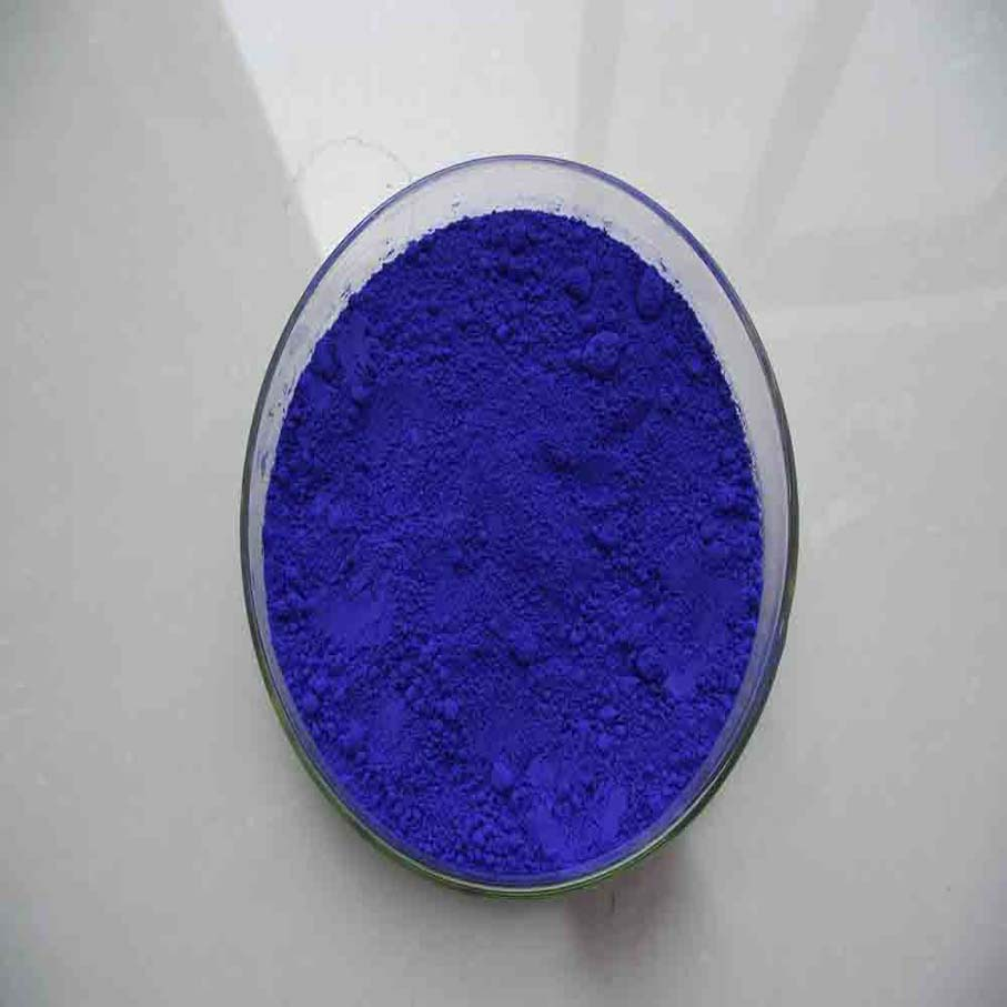 ultramarine blue pigment for pvc, pp, pe