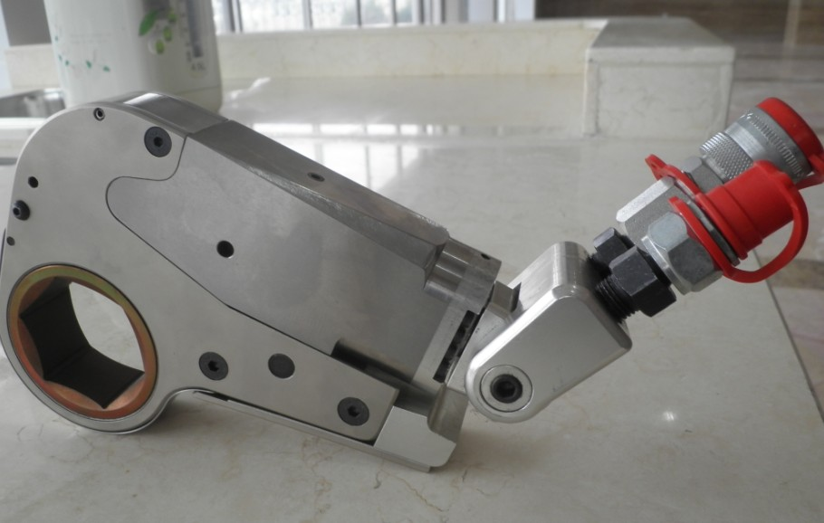 Hydraulic torque wrench for sale belt pulley tool