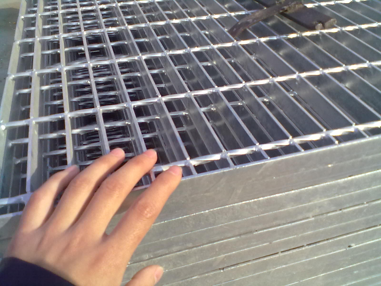 Steel Bar Grating Construction Materials Agents Related