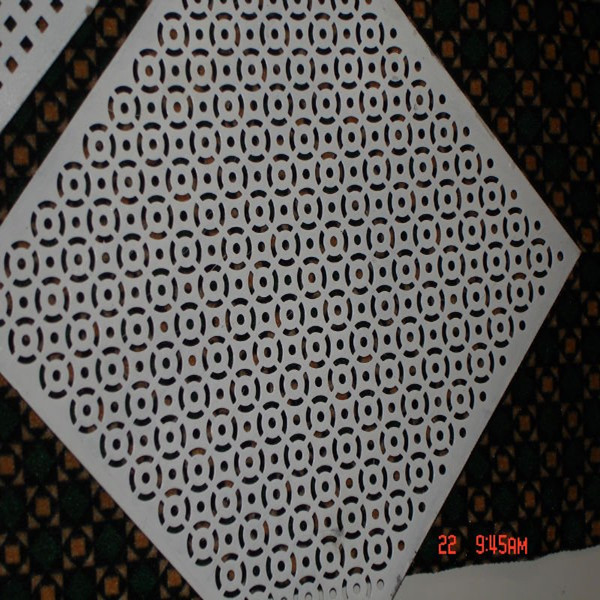 Perforated Mesh Construction Materials Agents Related
