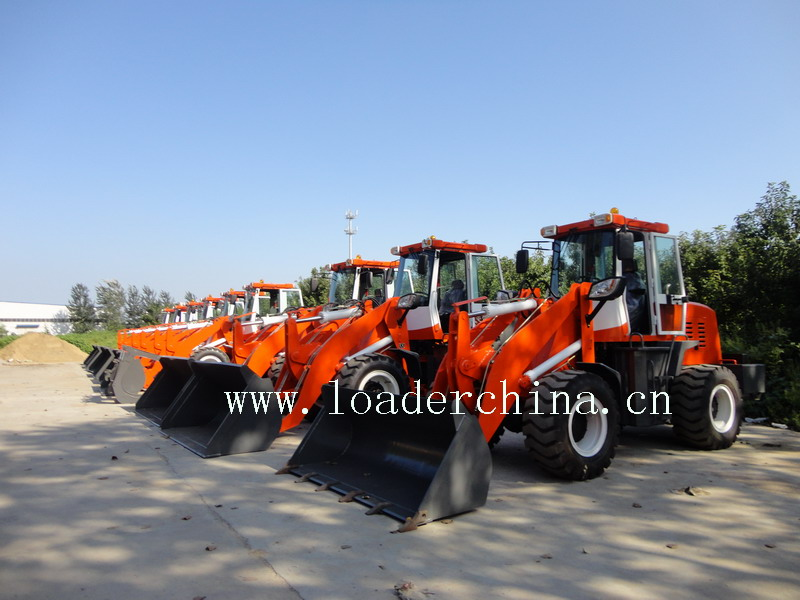 3.0T Small Front Loader