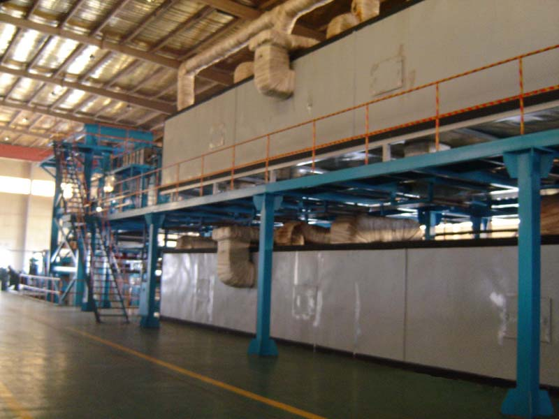 Steel Coil Coating Production Line