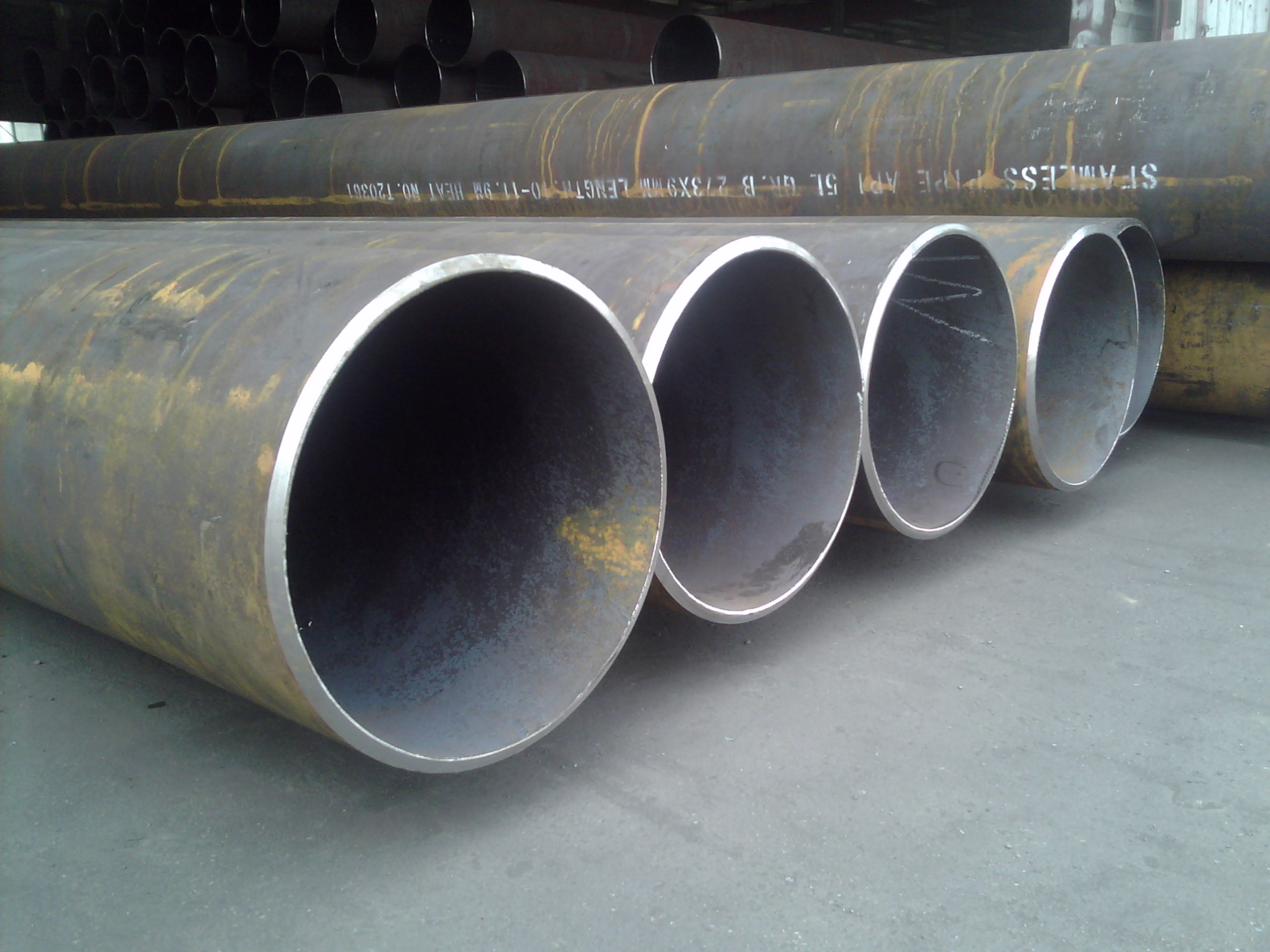10# 20# 45# seamless steel pipe