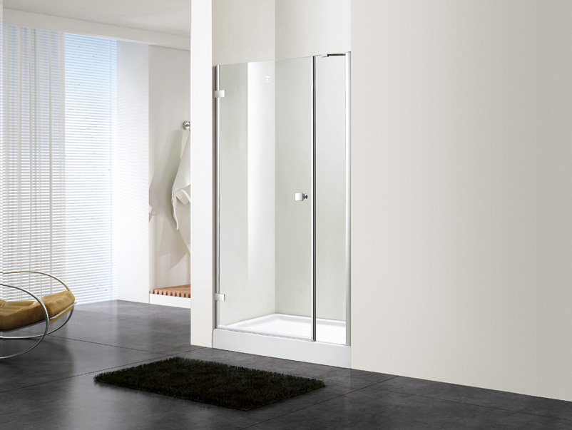 Single Sliding Door Shower Screen