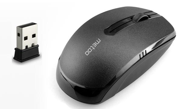 2.4G Wireless 3D USB Optical Ergonomic Health Vertical Mouse Mice