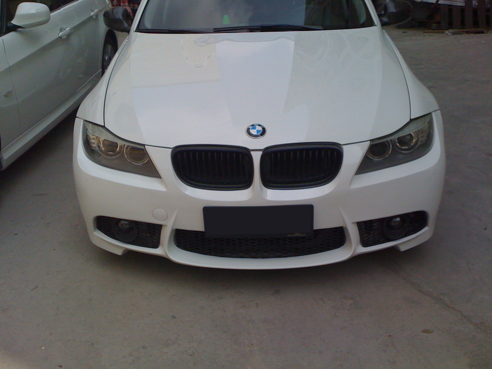BMW LCI M3 Body kits