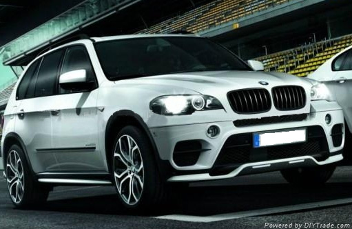 BMW X5 Body kits