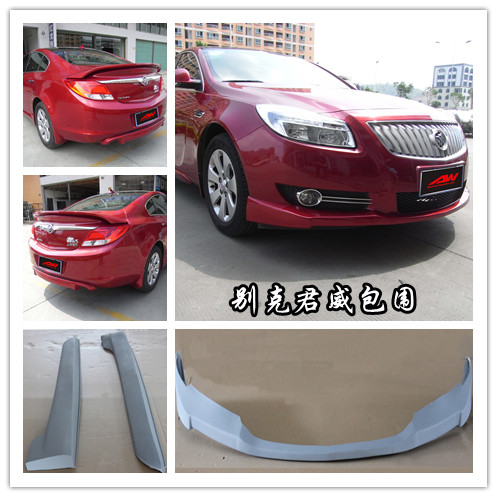 Bulck Regal Bodykits