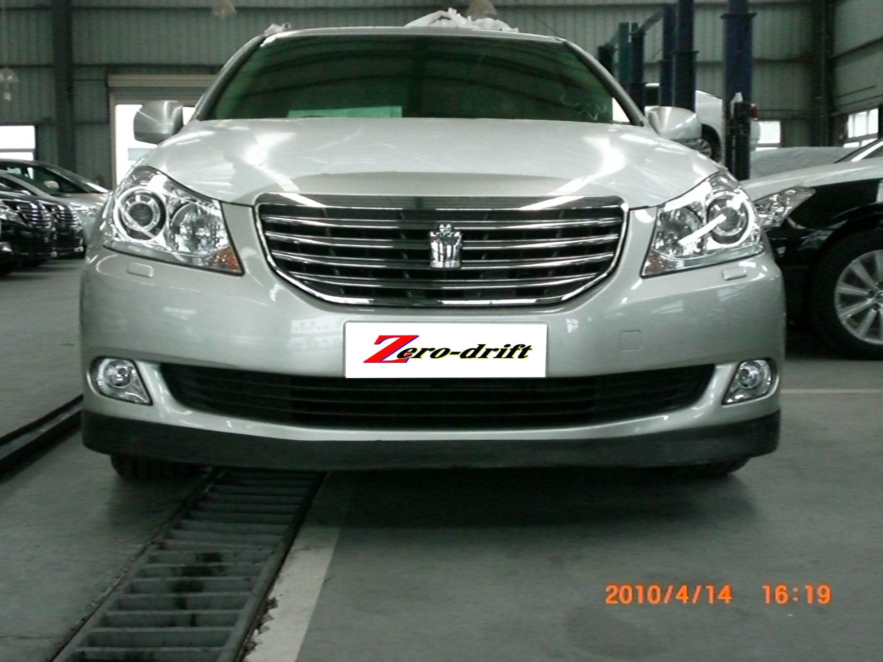 Toyota 13 crown Bodykits