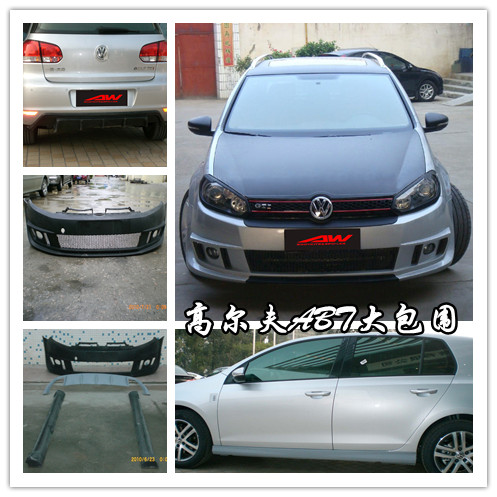 VW GOLF6 ABT Bodykits