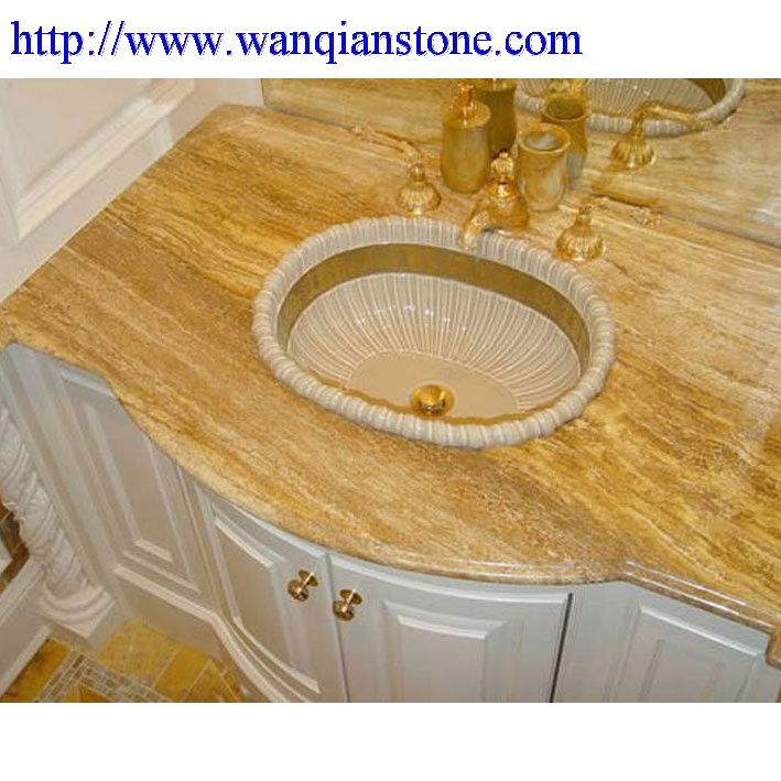 offer yellow granite vanity top