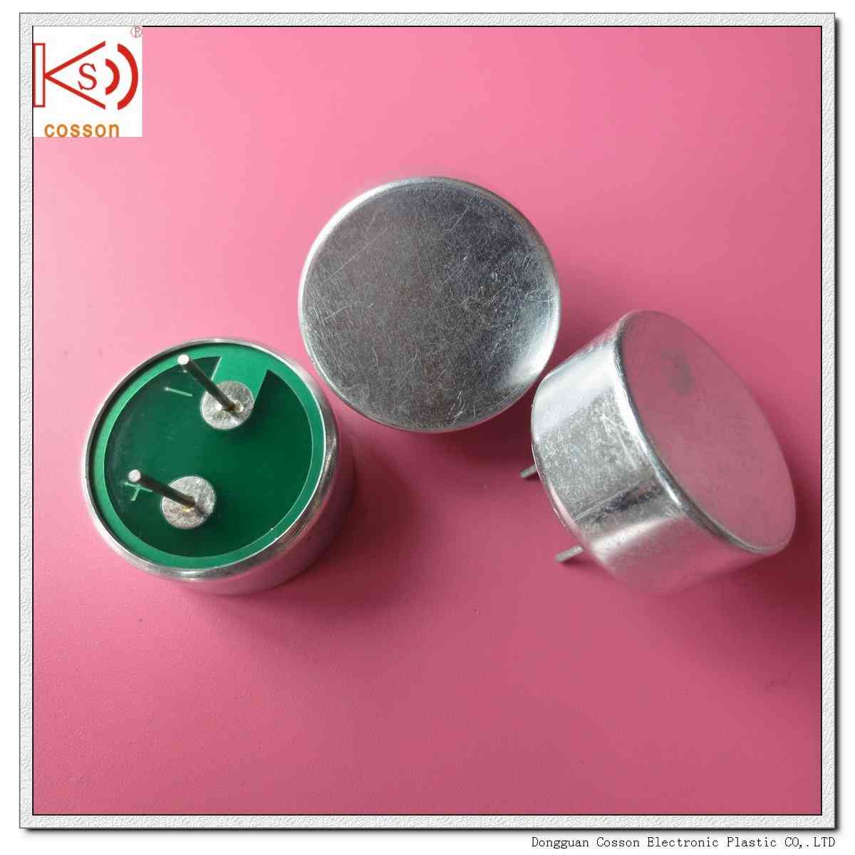 English 25mm waterproof ultrasonic transducer