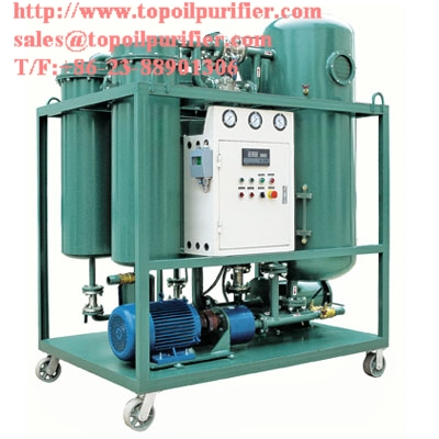 Series TY Turbine oil purifier / Emulsified oil treatment plant