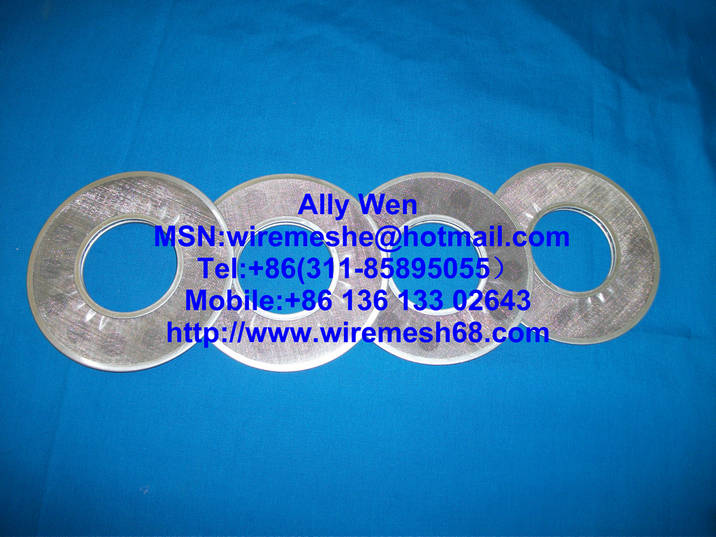 Wire Mesh Processed Products (SUS302, SUS304, 304L, SUS316, 316L. )