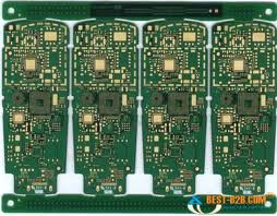 multilayer  heavy gold pcb