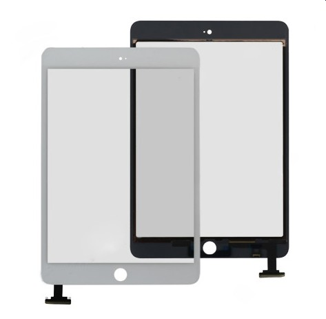 iPad Mini Digitizer Touch Screen Replacement Part (OEM) - White