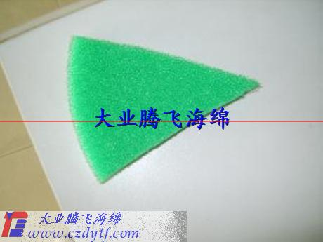 PU net foam filter