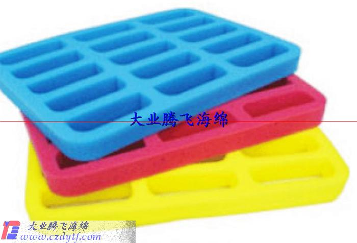 hard high-elastic sponge