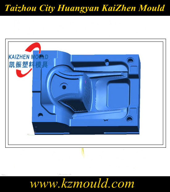 Plastic injection arm chair mould/mold
