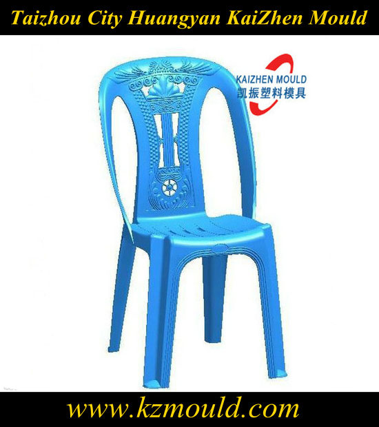 Creative design injection plastic art chair mould