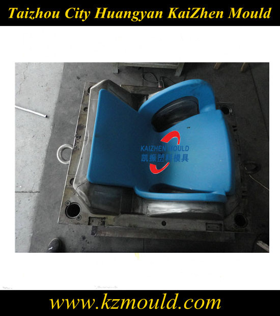 Hot sales plastic stadium chair injection mould