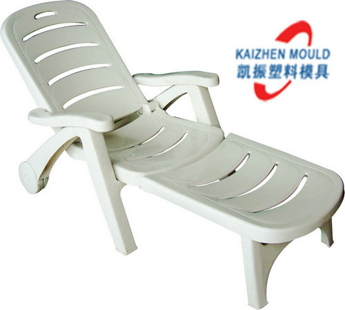 Superior quality plastic beach chair injection mould/mold