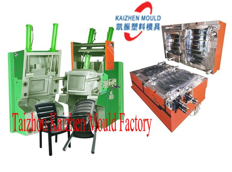 Comfortable plastic office chair mould,table mould