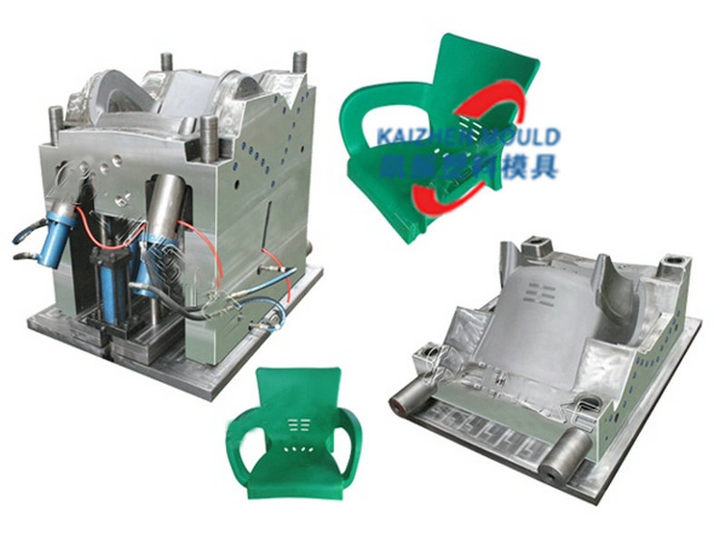 Durable bus chair mould,plastic injection mould