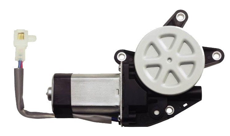 gearmotor for window regulator