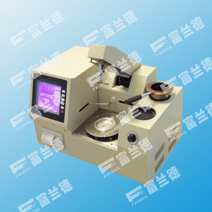 Automatic Cleveland Open-Cup Flash Tester	FDT-0131