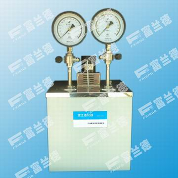 oxidation stability tester   (induction period method)	FDR-0101