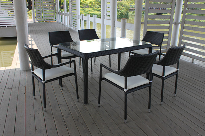 Rattan Furniture --Dining Set (LY-B108)