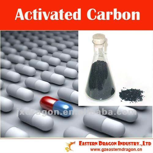 activated carbon for pharmaceutical purification