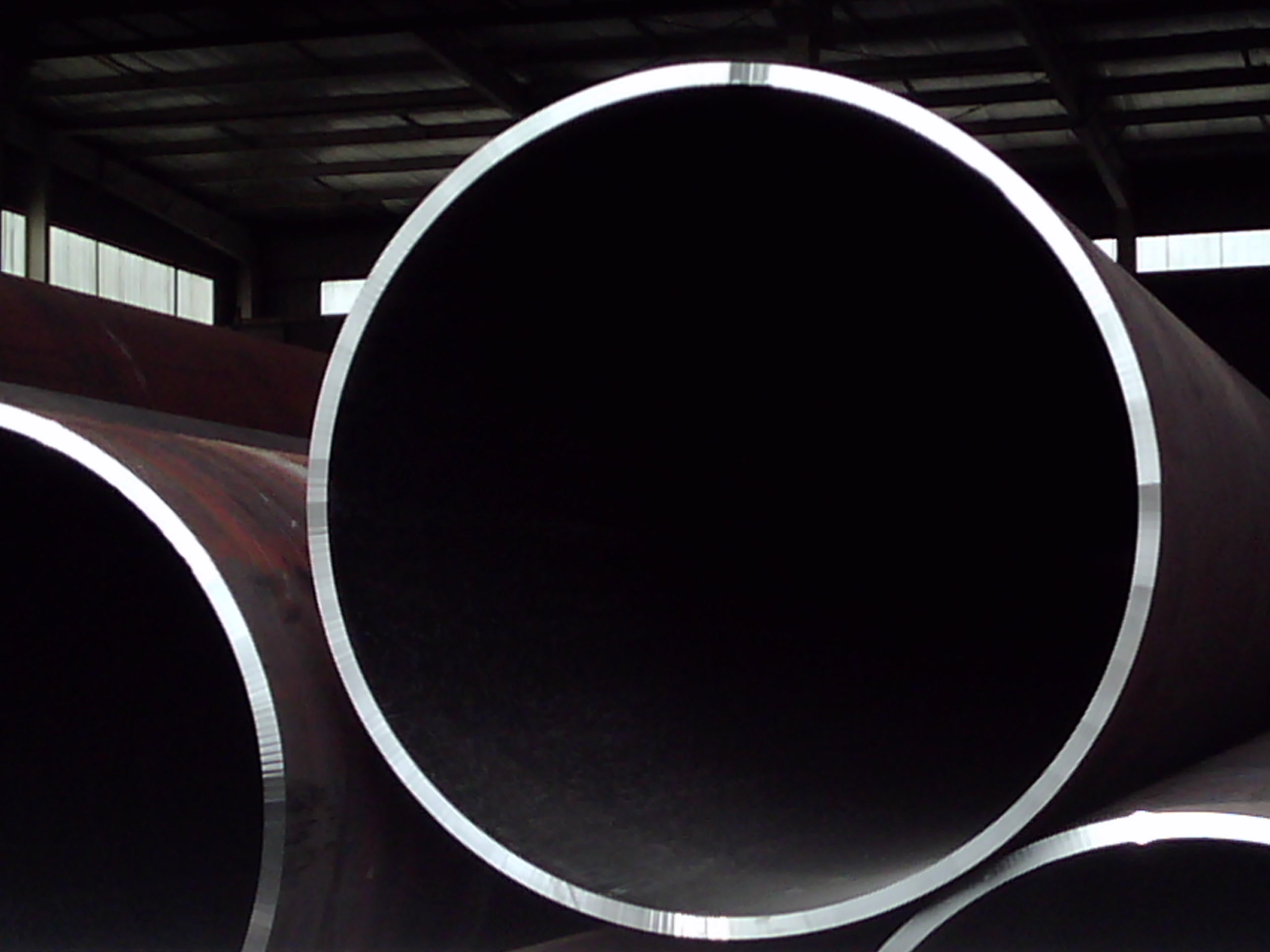 K55 seamless steel casing pipe
