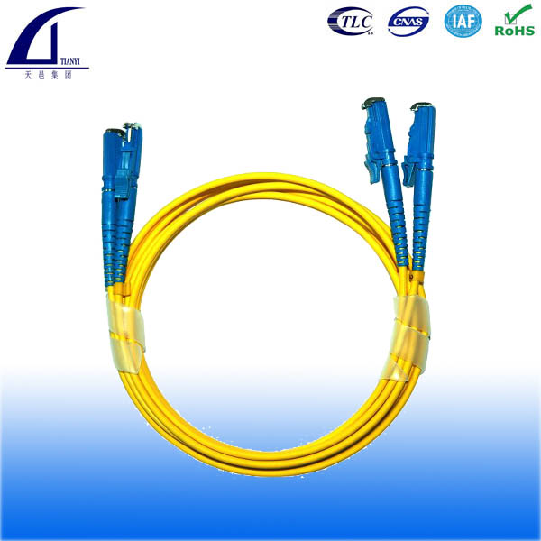 E2000 Fiber Optic Patch Cord, Pigtail