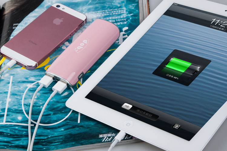 power bank /mobile power/portable charger/dual output