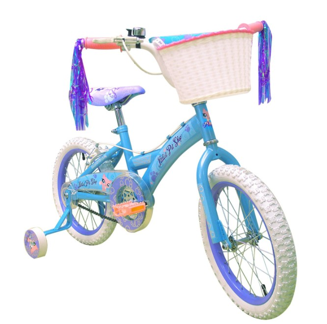 16-Inch Wheels Girl\'s Bike