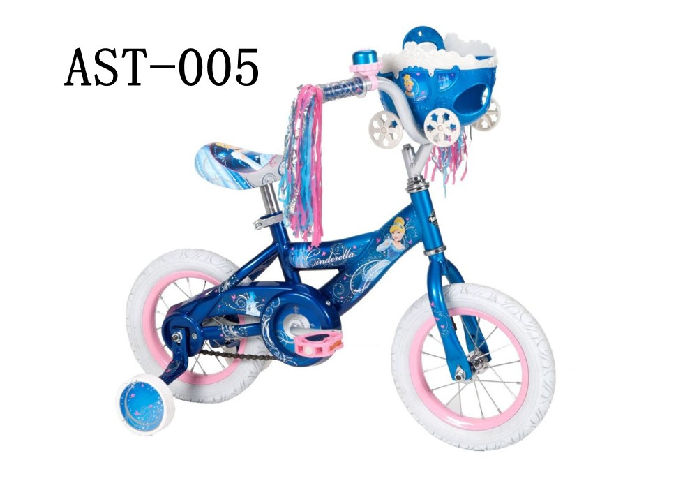 12-Inch Girls Bike