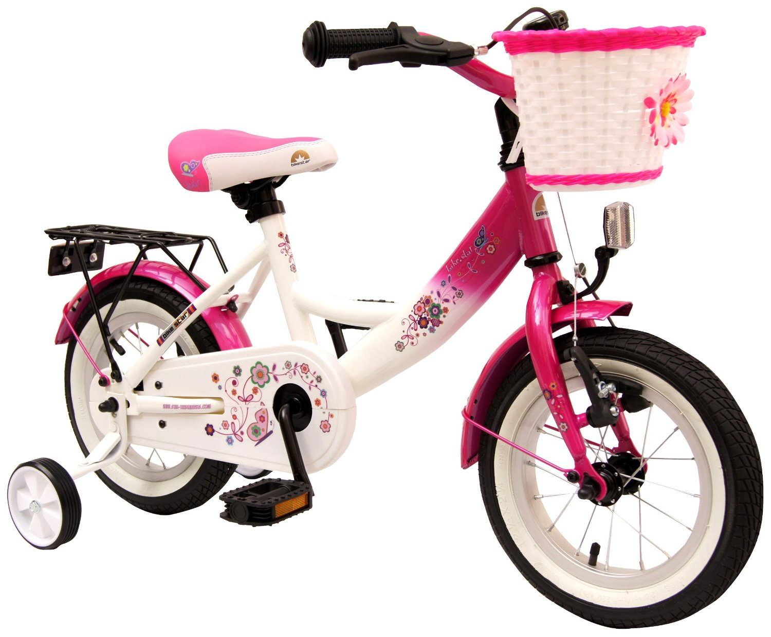 12-Inch Girls Bike AST-007